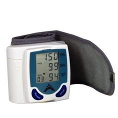 DIGIFLEX Wrist Blood Pressure Digital Monitor Heart Beat Meter @ £12.99