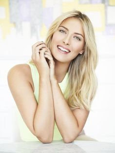 Tennis Star Maria Sharapova's Number One Beauty Essential
