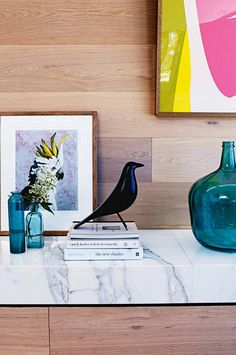 Jan15-Thrum-home-pittwater-ornaments-vase-timber-wall