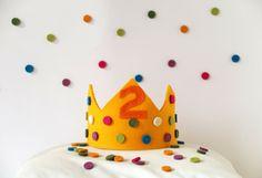 Diy- crown for kids - corona para niños - Hansel y Greta