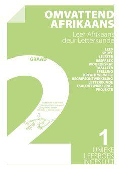 Omvattend Afrikaanse taalprogram vir Graad Twee - uitstekend! Niks ekstra nodig nie, behalwe miskien vir pret of kleur.