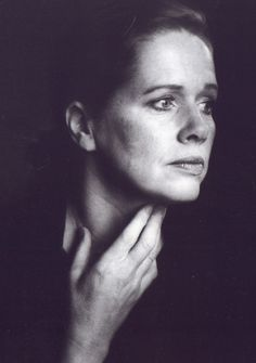 Liv Ullmann, no matter what age is stunning to me