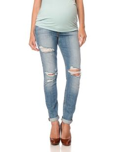A Pea In The Pod Maternity Joe's Jeans Secret Fit Belly(r) Ankle Length Skinny Leg Maternity Jeans