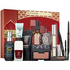 This whole set is literally perfection. omg. Sephora Favorites - Superstars #sephora