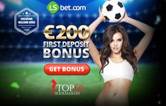 8 Simple steps to get over in sports betting bonuses from LSbet, including a LSbet exclusive bonus and a LSbet no deposit bonus!