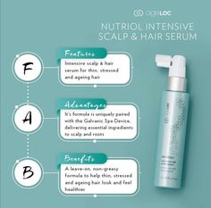 Ageloc Galvanic Spa, Nu Skin Ageloc, Hair Shampoo, Shampoo And Conditioner, Glacial Marine Mud, Hair System, Fuller Hair, Hair Serum, Hair Care Routine