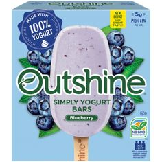 Browse all Simply Yogurt Bar flavors. View ingredients and find where to buy them. Frozen Fruit Bars, Frozen Yogurt Bar, Coffee Popsicles, Icecream Bar, Cereal Recipes, Snack Recipes, Maltipoo Dog, Dinosaur Birthday Cakes, Macarons