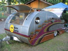 parts for customizeing camping trailer - Yahoo Image Search Results