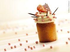 strawberry white @Callebaut