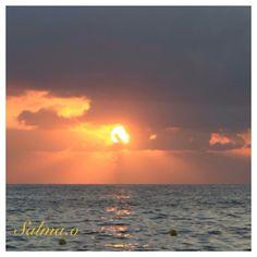 الغروب سحر الشمس#slma76 Celestial, Sunset, Pictures, Outdoor, Sunsets, Outdoors, Outdoor Life, Garden, The Sunset