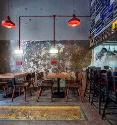 The Foxtrotter  Restaurant Design, Restaurant Furniture, Restaurant Trends