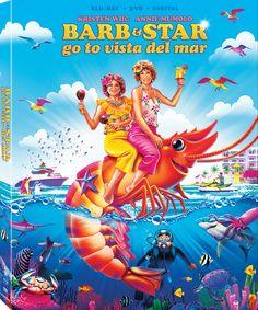 Vanessa Bayer, Phyllis Smith, Robert Thompson, Jonathan Davis, Blu Ray Movies, Seafood Boil, Hollywood Cinema, Lifelong Friends, Del Mar