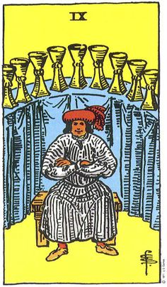 01. Wishes fulfilled, Achieving what you wanted, feeling Satisfied. Read more @ suburbanpsychic.com