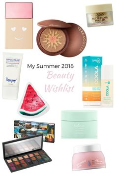 Summer Beauty: My Wi