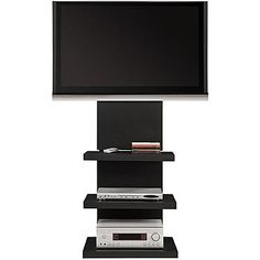 Dorel Home Furnishings Hollow Core AltraMount TV Stand