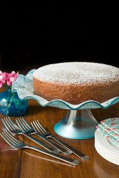 Easy Spice Cake with Maple Glaze - thecafesucrefarine.com