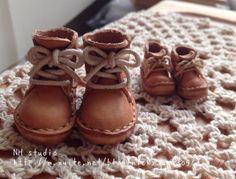 1/12 & 1/6 低筒靴 1/12 & 1/6 shoes