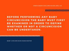 Get complete information about circumcision.
