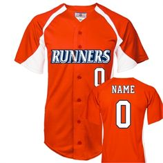 UTSA Baseball Jersey!
