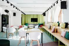 MOW, UMA and Flux: New coworking spaces in Helsinki | Helsinki Design Weekly