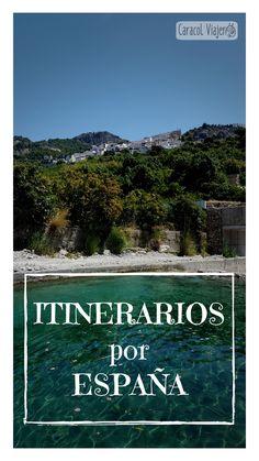 Rutas por España. Alojamientos, precios, qué ver y qué comer en España. #viajes #españa #caracolviajero