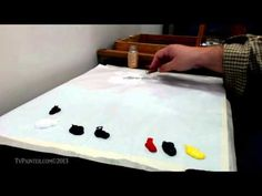 oil painting lesson part 1 of 4