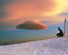 Increíbles imágenes: las nubes más impactantes