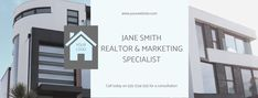 The perfect way to professionally brand and market your realtor business and showcase your products, services and offers.We have done the design work and made them very easy for you to edit in Canva, so all you need to do is add the right touches for your brand. Facebook Cover Photo Template, Facebook Timeline Covers, Graphic Design Tools, Tool Design, Real Estate Banner, Instagram Story Template, Social Media Template, Cover Photos, Templates