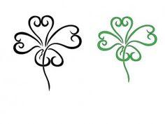 Celtic-Four-Leaf-Clover