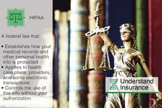 #HIPAA gives you rights over your health info. #UnderstandInsurance