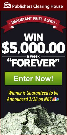 Lots of people win PCH prizes, and on this we spotlight a few. If you are a PCH winner, please let us know! Instant Win Sweepstakes, Online Sweepstakes, Win For Life, Publisher Clearing House, Winning Numbers, Thing 1, Cash Prize, Enter To Win, Michigan