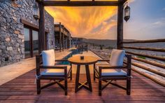 Far-Flung Fantasy: Alila Jabal Akhdar, Oman - It List 2015: the Best New Hotels on the Planet | Travel + Leisure