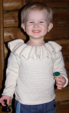 knitted sweater Drops Baby Alpaca Silk