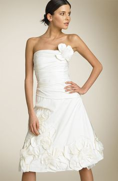 BCBG - My perfect wedding dress, which I didn't see until I'd been married for a month.