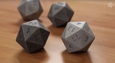 If you have a 3D printer and aren't afraid to get your hands dirty with electronics, you can build your own 3D-printed, 20-sided die that calls out your dice rolls and makes fun of you when they're low.