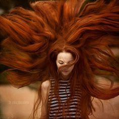 Сила длинных волос в психологии