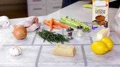 Make Chef Amanda Freitag's juicy roast chicken!