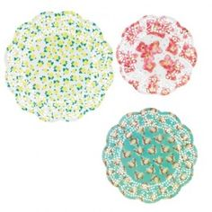 Pearl Doilies- pack of 24 £4