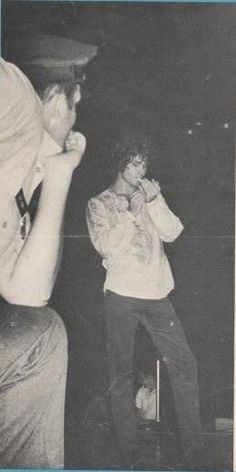 The Doors/Jim Morrison.