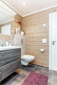 RingAlm har levert panel og gulv til denne flotte hytten på Sjusjøen! Her er det fokus på store rom, kvalitet og panel i lune farger. Alcove, Bathtub, Bathroom, Store, Standing Bath, Washroom, Bathtubs, Bath Tube, Full Bath