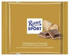 Ritter SPORT - Griebenschmalz