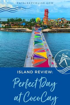 The Princess and I just returned from our first trip to Royal Caribbean's Perfect Day at CocoCay, Bahamas! Bahamas Honeymoon, Bahamas Vacation, Bahamas Cruise, Italy Vacation, Fiji Travel, Cruise Travel, Cruise Vacation, Beach Vacations, Cruise Tips