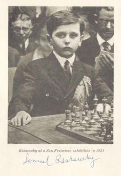 young sammy reshevsky