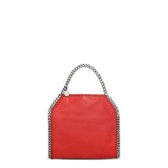Shop the Cherry Falabella Shaggy Deer Mini Tote by Stella Mccartney at the official online store. Discover all product information.