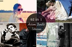 42 in 1 Action Bundle by Symufa on Creative Market
