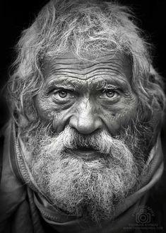 Man: Un rostro de la calle.