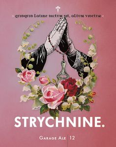Strychnine GARAGE PALE ALE 12°