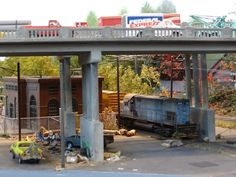 TEAM TRACK : FOR ALL MODELRAILROADERS :: City Limits