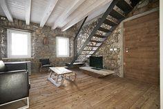MIDE architetti, Fabrizio Michielon, Ottorino Boesso, Sergio de Gioia — Appartamento in montagna