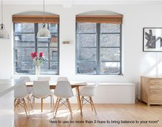 BODIE and FOU★ Le Blog: Inspiring Interior Design blog by two French sisters: A great kitchen with a splash of blue...